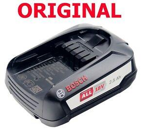 Original batterie Bosch 1600A005B0 2500mAh 2,5Ah 18V Li-ion