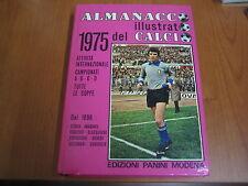 ALMANACCO ILLUSTRATO DEL CALCIO ANNO 1975 EDIZIONI PANINI