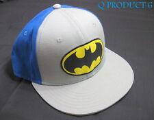 BatMan Baseball Cap batman Hat One Size Gray NWT