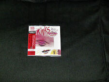 The Kinks Word of Mouth 2008 JVC/Japan Authentic Mini LP CD K2HD Bonus Songs OOP