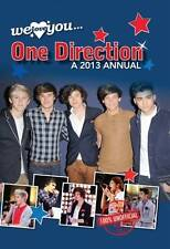 We Love You One Direction Annual 2013 (Annuals 2013), Pillar Box Red Publishing