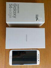 Samsung Galaxy S6 Edge 32GB White, unlocked.