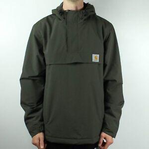 Carhartt WIP Nimbus Pullover Jacket – Cypress S,M,L