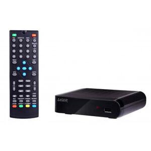 Laser HD Set Top Box