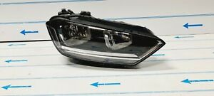 VW GOLF SPORTSVAN 2014-2017 NEW GENUINE HEADLIGHT RIGHT DRIVER  O/S 518941006C