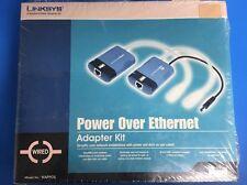 Cisco Linksys Power Over Ethernet Adapter Kit WAPP0E NIB