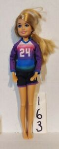 Barbie Team Stacie Soccer Athletic Articulated Doll