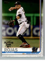 2019 Topps All-Star Edition #394 Miguel Rojas Miami Marlins