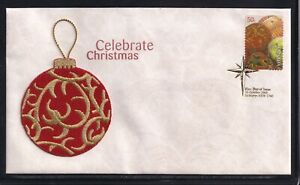 Australia 2008 Christmas Self Adhesive First Day Cover