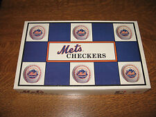 VINTAGE METS CHECKERS! Doesn't get any better than this!