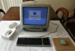 Apple Imac G3 DV 400MHz 384MB/10GB/CD-ROM funcionando