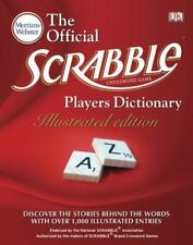 The Official Scrabble Players Dictionary by Cathy Meeus and Dorling...
