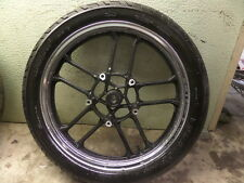 1985 HONDA SHADOW VT700C FRONT WHEEL TIRE RIM