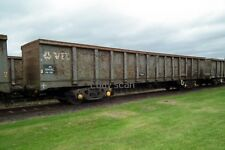 VTG JXA 3154 Open Box Wagon in weathered Grey stored at Long Marston