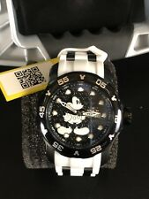 Limited Edition INVICTA Disney Mickey Mouse Watch and Commemorative Case.