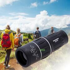 16x52 Monocular Scope Zoom Telescope 66M/8000M Optical Vision Nocturna Outdoor