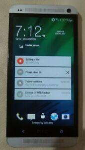 HTC ONE PN071 - Unlocked  32GB