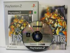 Time Splitters - Platinum  - PS2 PAL Complete