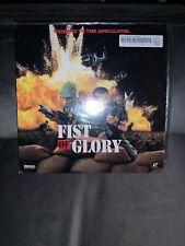 Fist Of Glory Laserdisc