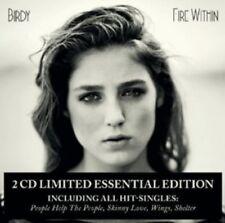 BIRDY - FIRE WITHIN-LTD.ESSENTIAL EDITION 2 CD NEUF