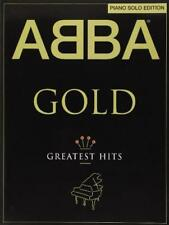 Abba Gold Piano Solo Edition Pf by Various | Paperback Book | 9781847728951 | NE