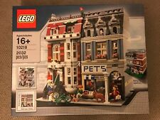 RETIRED Lego 10218 Pet Shop Brand New Factory Sealed