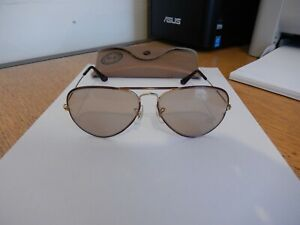 Ray Ban Bausch & Lomb Tortuga Chromatic Sunglasses (Please read description)