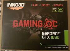 Carte Graphique Inno3D NVidia GeForce GTX 1060 6 GB