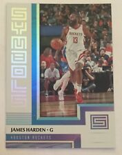 Lot Of Two 2016-17 Panini Basketball James Harden Cards Houston Rockets