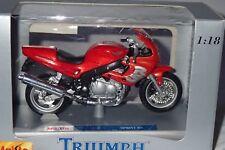 MOTO TRIUMPH SPRINT RS 1/18 MAISTO