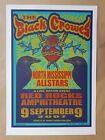 The Black Crowes Morrison CO 2007 Concert Poster Art Mark Arminski