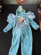 New Hummingbird Halloween Costume Child Toddler 18-24m Dress Up, Blue, Pretend