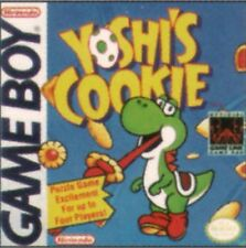 Yoshi's Cookie Nintendo Game Boy
