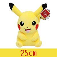 20-25cm Pekachu Plush Toys With Tags stuffed doll pokomon Piluche Gift For kids