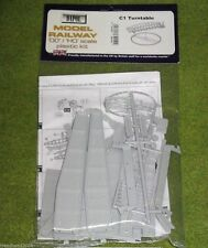 Dapol TURNTABLE 1/76 Scale scenery Kit 00/HO C001