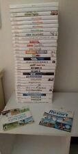 Nintendo Wii Games - You Pick! - Free Shipping