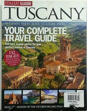 Italia Guide Tuscany Spring 2014 Your Complete Travel Guide FREE SHIPPING