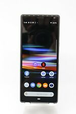 Sony Xperia 10 (i3113) 64GB Unlocked Black Smartphone mobile FREE FAST P&P