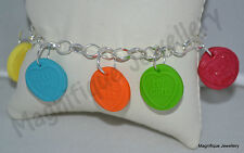 Handmade Chain/Link Costume Bracelets without Stone