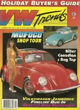 VW TRENDS 1993 DEC -COORS JAMBOREE, HANDLING UPGRADES FOR H2O CARS