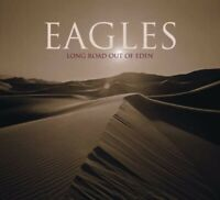 THE EAGLES Long Road Out Of Eden 2007 CD 2 CD SET DON HENLEY DIGIPAK