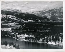 Jasper National Park c. 1950 - Lodge Canada - GF 449