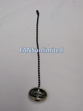 Casablanca Ceiling Fan Genuine Pull Chain Fob in Antique Brass