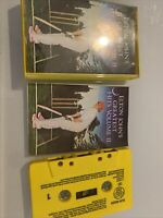 ELTON JOHN~GREATEST HITS VOLUME II~CASSETTE TAPE~YELLOW SHELL + LYRIC SHEET~2