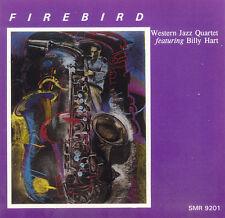 WESTERN JAZZ QUARTET Feat Billy Hart Firebird US Press SMR 9201 1992 CD