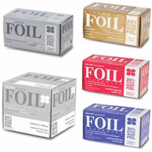 ProCare® Premium/Essential Hair Tint Foil - Various Roll Sizes - Dispenser
