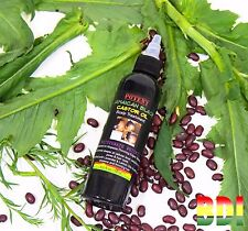 REJUVENATE POTENT JAMAICAN BLACK CASTOR OIL for Traction Alopecia 4oz