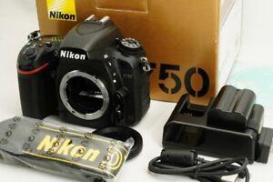 Mint- Nikon D750 24.3 MP Full Frame Digital SLR Camera - Body Only *403