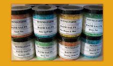 Honeysuckle Fragrance * Glycerin Dead Sea Salt Body Scrub 10oz.