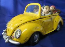 """GUILLERMO FORCHINO Hand Made Comic Art Sculpture """"A Sunday`s Drive"""" FO 85030"""